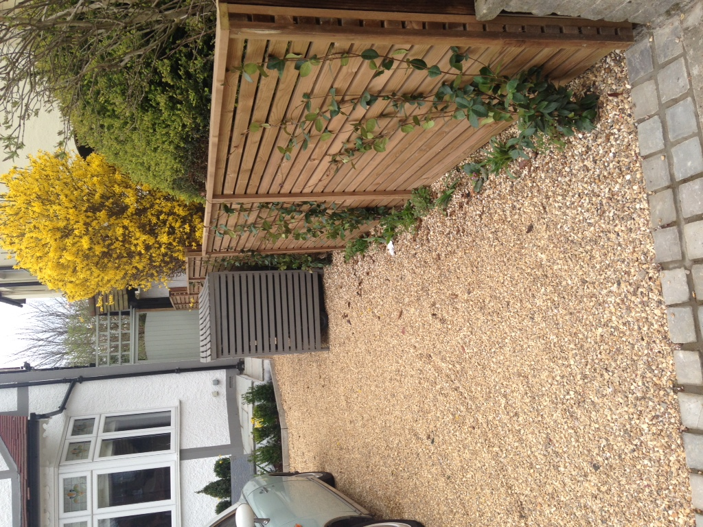 Contemporary Fencing Hertfordshire