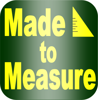 Made to measure service