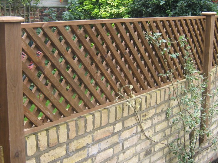 Heavy Duty diamond trellis chelsea