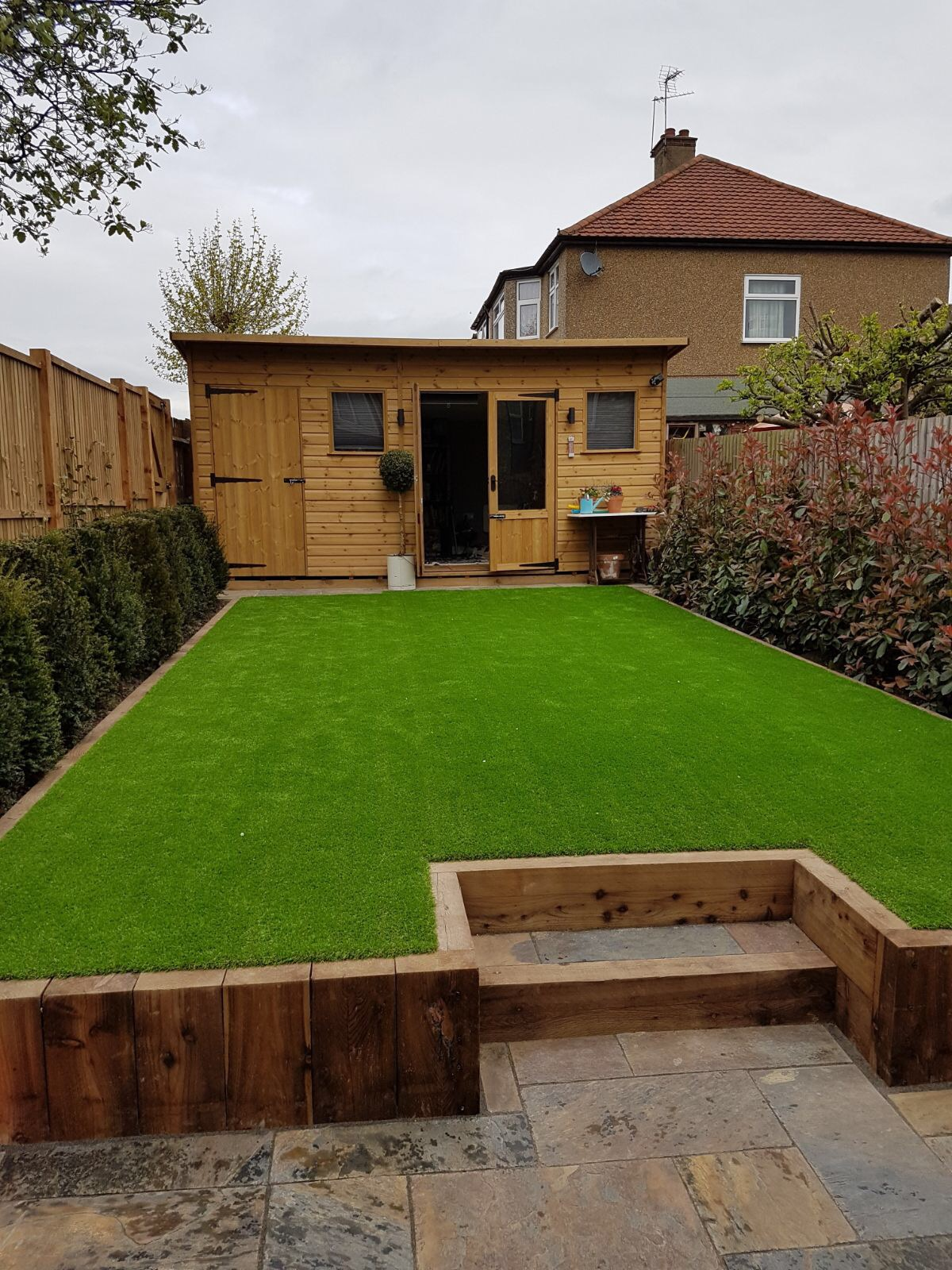Bespoke Garden building London