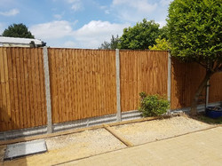 Traditional Fencing Panels