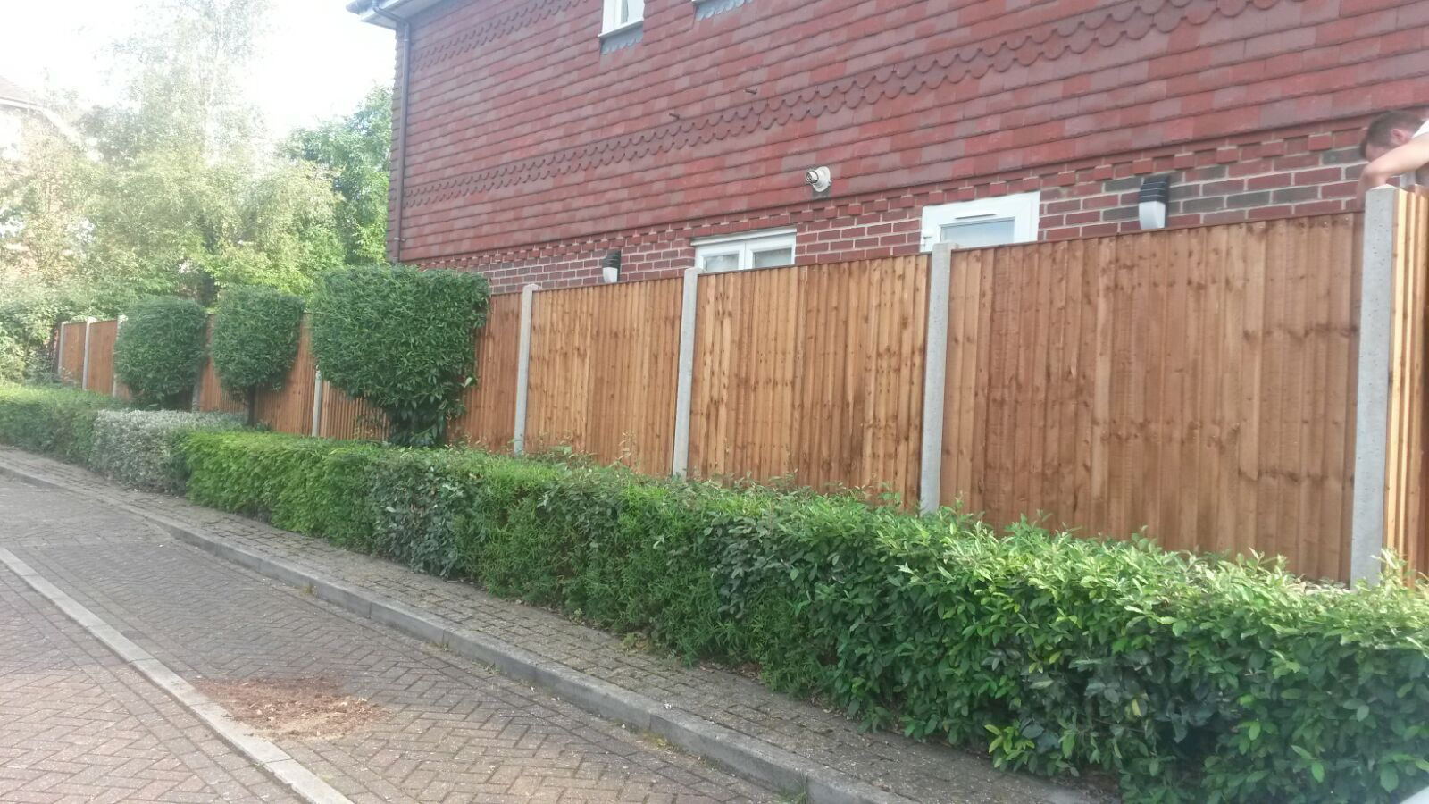 Closeboard Fencing Hertford