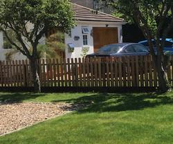 Picket Fence Cheshunt Hertfordshire
