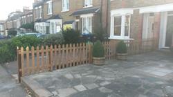 Picket Fencing North London