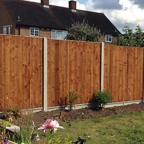 Closeboard fencing Hertfordshire