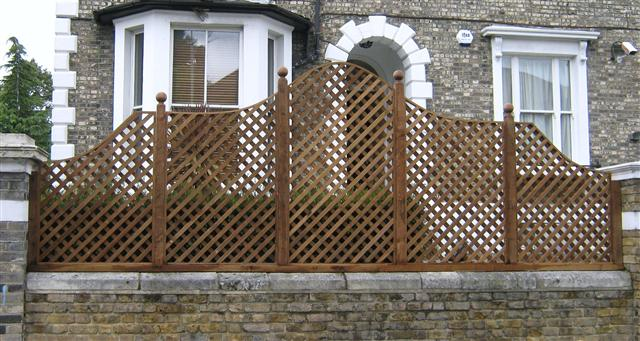 Convex Diamond Trellis Combination