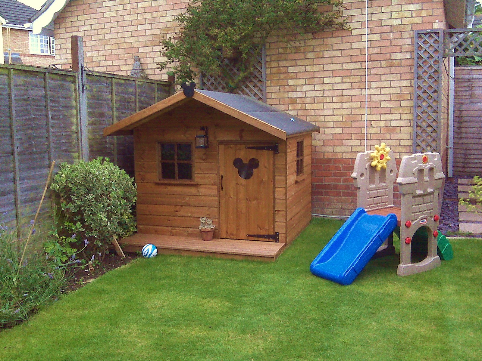 Rileys play house 2