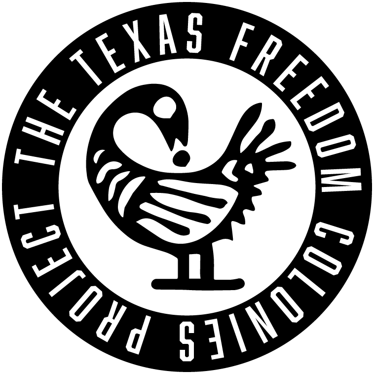 Texas Freedom Colonies Project logo
