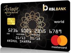 circles ranks RBL Insignia World Credit Card as rank 6