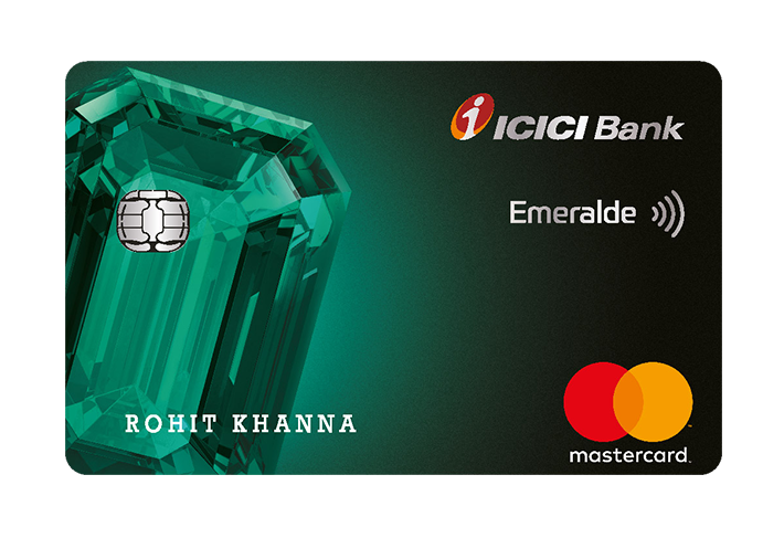 Circles ranks ICICI Emeralde Gemstone Credit Card as rank 3
