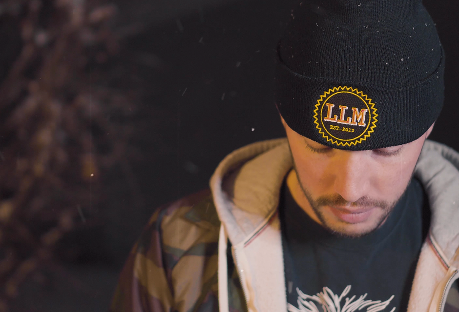 Lion League Logo Beanies