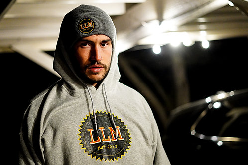 LION LEAGUE LOGO SEAL HOODIES