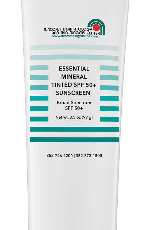 Essential Mineral Tinted SPF 50+