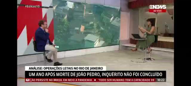 Caso João Pedro Mattos