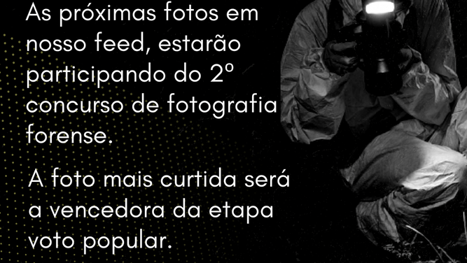 Resultado Concurso de Fotografia Forense