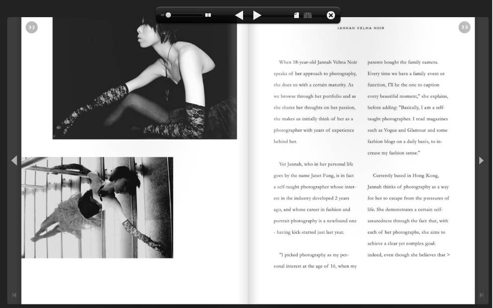 My Interview on NeverLazy Magazine