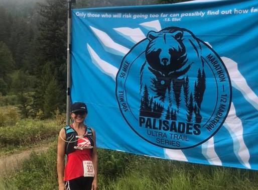 Kathy Everton Race Report -1/2 Marathon