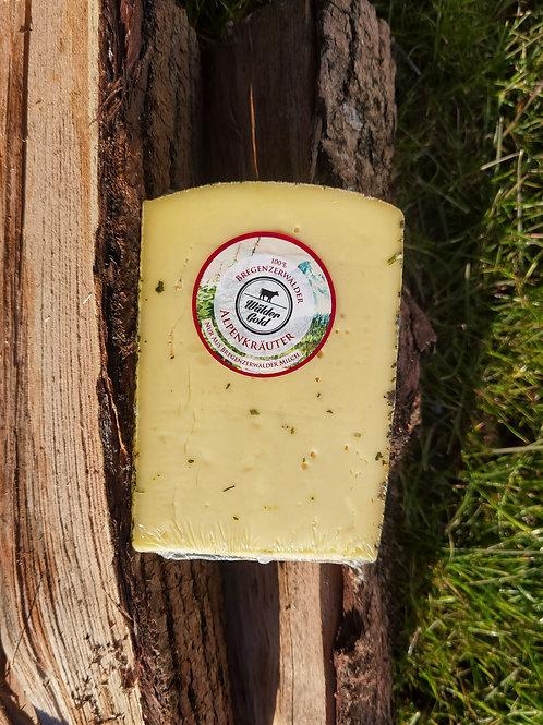 Alpenkräuter-Käse ca. 250 gr.