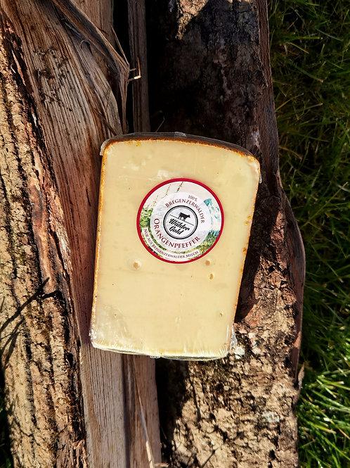 Käse Orange-Pfeffer ca. 250 gr.