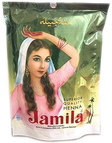 Jamila 100% Pure & Natural Henna Powder