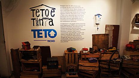 Teto e Tinta