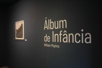 Exposição Álbum de Infância