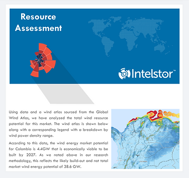 IntelStor™ Resource Assessment