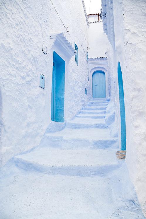 Marokko Gasse