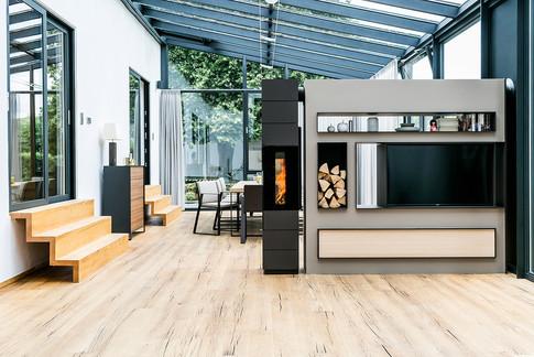 Showroom Feuerloft Luxemburg