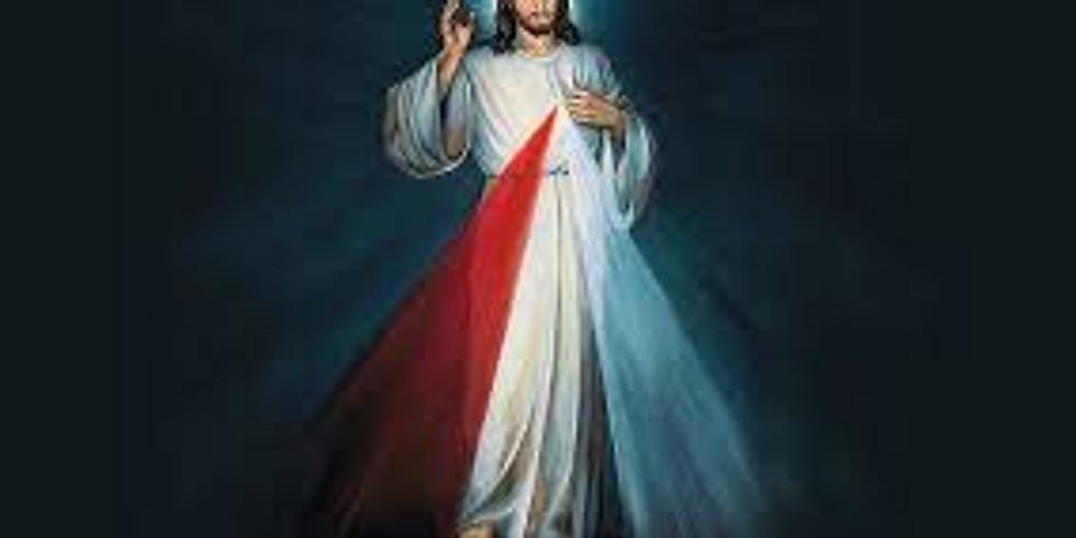 Dive into Jesus' Mercy