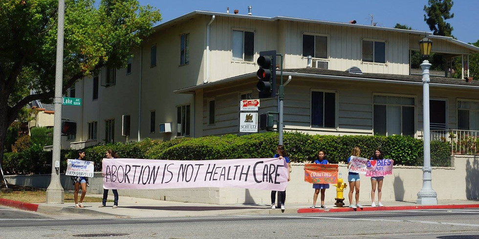 Protest Planned Parenthood's Food Fare