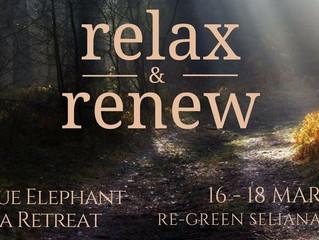 Relax & Renew Yoga Retreat