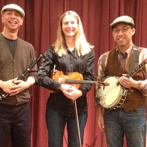 Ennis Clare 2014 Trio