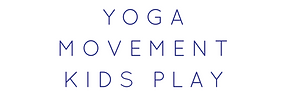 Yoga, Movement, Kids Play