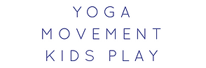 Yoga, Movement, Kids Play