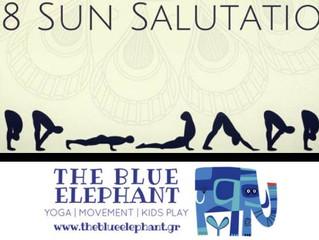 108 χαιρετισμοί στον ήλιο - Yoga detox