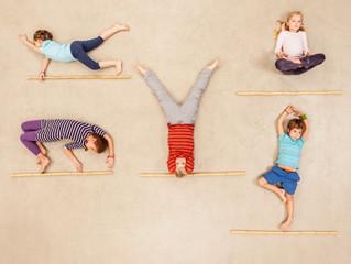 YOGA-utism: Προσβάσιμη παιδική Yoga