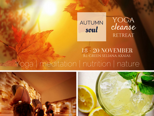 AUTUMN SOUL - YOGA CLEANSE RETREAT