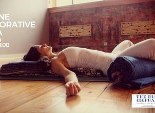 Restorative Yoga Seminar