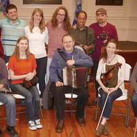 Indianapolis ceili band with Paddy O'Brien