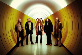 NEWS: Siena Root: nach den erfolgreichen Gigs mit Deep Purple und dem Chartentry jetzt auf Clubtour