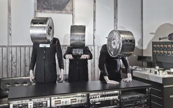 Cleaning Women: das neue Album, gemixt von Alexander Hacke von den Einstürzenden Neubauten: neuer Vi