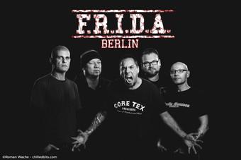 Aggro-Attacke aus der Hauptstadt: das neue Album von F.R.I.D.A.