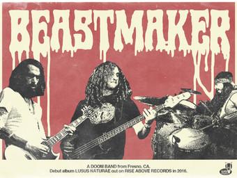 Beastmaker: Asskicker-Rock aus Kalifornien: jetzt auf Rise Above Records