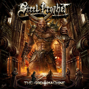 "STEEL PROPHET announce new album ""The God Machine"" with new vocalist R.D. Liapakis!"