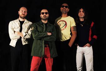 Giuda: das neue Album der High-Energy-Rock´n´Roller: jetzt auf Rise Above Records