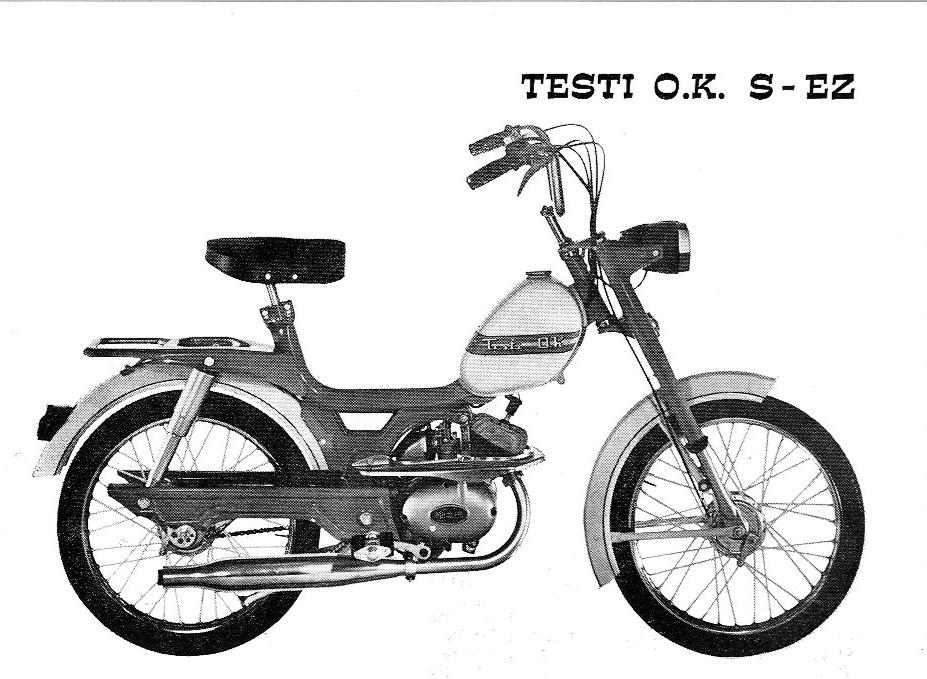 1967 - Testi OK S-EZ-no tecnica