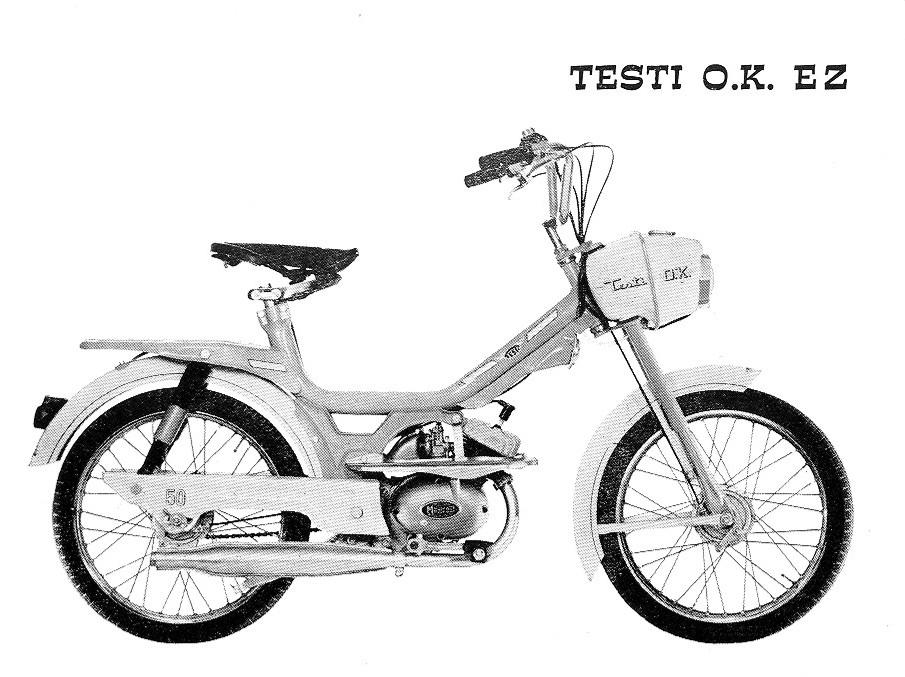 1967 - Testi OK EZ-no tecnica