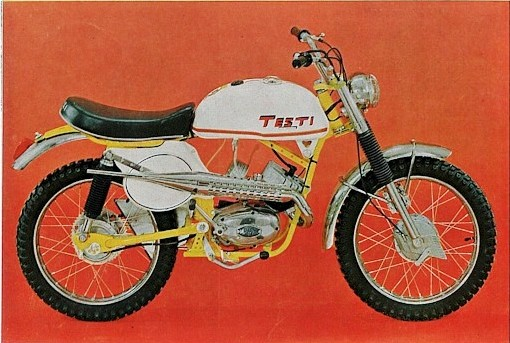 1968 - Testi Trail King E - very nice
