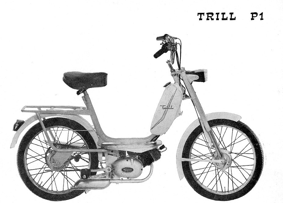 1967 - Testi Trill P1-no tecnica